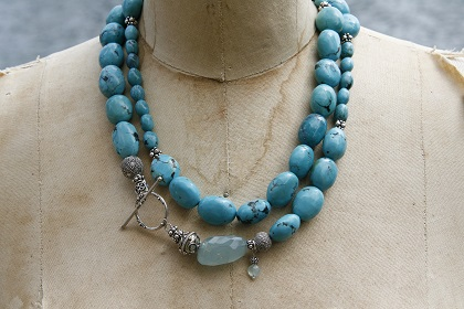 Handcrafted Jewellery Vancouver:Long Necklaces